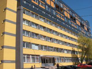 1 nuotrauka kaip specialusis paveiksliukas gyvenamasis pastatas Lvovo 38a