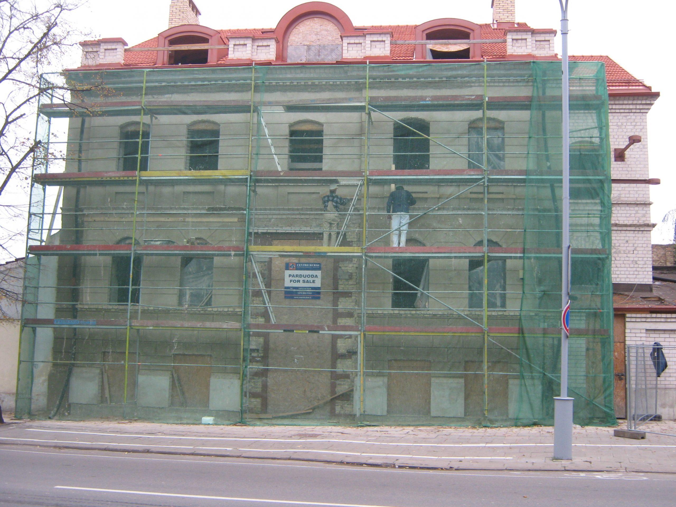 2 nuotrauka ant skydelio (viešbutis Bazilijonų 10)